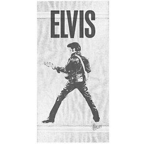 Elvis Presley Beach Towel | Gym | Pool | Bath | The King of Rock and Roll