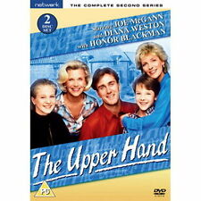 THE UPPER HAND the complete second series 2. Joe McGann. 2 discs. New sealed DVD