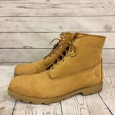 Timberland Men's 6 Inch Basic Boot,Wheat, Size 15 M US Pre-owned