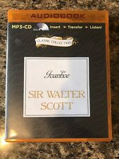 Classic Collection Audiobook Ivanhoe by Sir Walter Scott Brilliance Audio