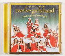 Twelve Girls of Christmas by Twelve Girls Band (CD, Nov-2005, Domo Records)