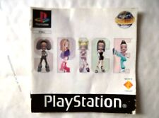 54964 Instruction Booklet - Spice World - Sony PS1 Playstation 1 (1998) SCES 008