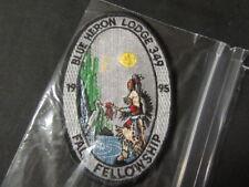Blue Heron 349 1995 Fall Fellowship eX1995-11 Patch   mc19