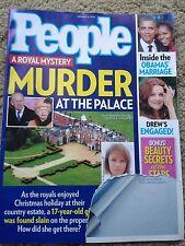 People Magazine (January 23, 2012)