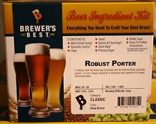 Robust Porter Ingredient Kit for Home Brew Beer Making
