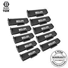 10 pack MLT-D101S MLTD101S BLACK Laser Toner Cartridge for Samsung SCX 3400F