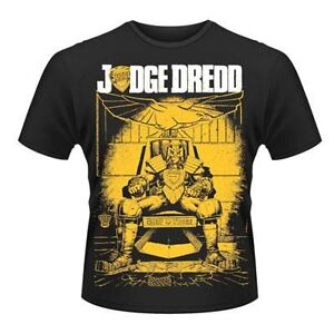 Judge Dredd Chief Officially Licensed Various Sizes T-Shirt
