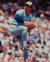 1982 BREWERS Mike Caldwell signed 8x10 photo AUTO Autographed Milwaukee