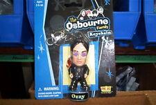 The Osbourne's Ozzy Osbourne Keychain New In Pack 2002 Great Stocking Stuffer