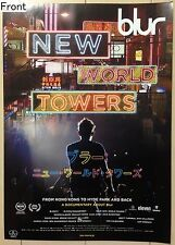 Blur: New World Towers (2015) Japanese Promotional Poster