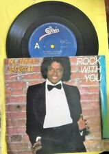 Michael Jackson Single Pop Vinyl Records