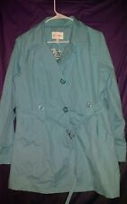 Womens Fashion Bug size large Baby Blue  Peacoat Style Jacket