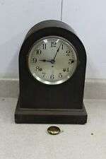 Seth Thomas Sonora Chime Clock Missing Chime Movement Clock for Parts or Repair.