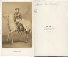 Pesme, Paris, Marie Sophie Reine de Naples et des Deux Siciles, née duchesse en