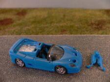 1/87 Euromodell Ferrari F50 Cabrio blau