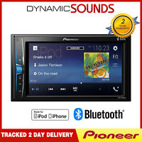 """Pioneer MVH-A200VBT 6.2"""" Touch Screen Bluetooth Car Stereo Radio iPod iPhone USB"""