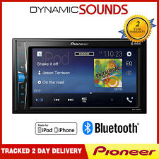 "Pioneer MVH-A200VBT 6.2"" Touch Screen Bluetooth Car Stereo Radio iPod iPhone USB"