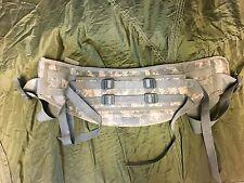 Military Surplus ACU Padded Waist Hip Kidney Belt for MOLLE II Rucksack Grade II