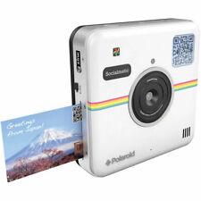 Polaroid Socialmatic Instant Digital Camera (White)