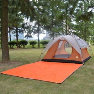 Desert & Fox Ultralight Pocket Waterproof Beach & Camping Tent for 3-4 Persons