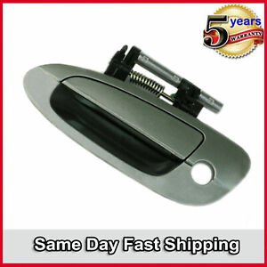 Outside Door Handle Front Left Driver Side For 2002-2006 Nissan Altima Green DY2