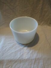 ORIGINAL KENWOOD CHEF WHITE GLASS MIXING BOWL PART NUMBER 20759