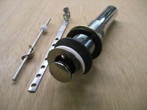 Genuine Kohler 1035350-SN Premier PopUp Drain w/Overflow, Satin Nickel