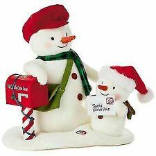 Hallmark Special Delivery Singing Snowman