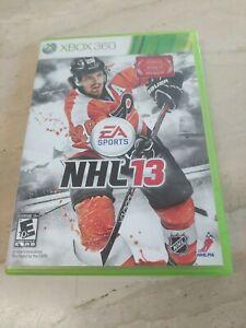 NHL 13 Microsoft Xbox 360 EA Sports Electronic Arts Hockey Dolby Digital