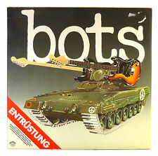 "12"" LP - Bots - Entrüstung - C1319 - washed & cleaned"