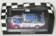 MINICHAMPS BMW Diecast Racing LeMans Cars