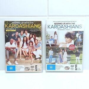 Keeping Up With The Kardashians Season 8 Part 1 & Part 2 DVD