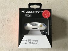 LED LENSER Neo 6R Lampe Torche de la tête de deux frères bleu 500918
