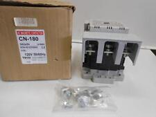 TECO AC MAGNETIC CONTACTOR CN-180 120V CN-180-FG 50/60 HZ