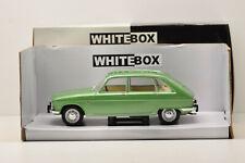 RENAULT 16 GREEN 1965 WHITEBOX 1/24 NEUVE EN BOITE