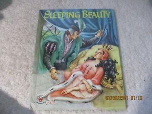 SLEEPING BEAUTY, 1956 HB, WONDER BOOKS,
