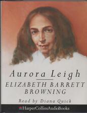 AURORA LEIGH by Elizabeth Barrett Browning ~ Two-Cassette Audiobook