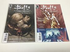 BUFFY THE VAMPIRE SLAYER: TALES OF THE VAMPIRES (DARK HORSE/CLOONAN/S8/1216104)