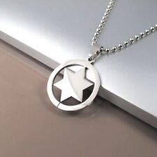 Stainless Steel Chain Cowboy & Western Fashion Necklaces & Pendants