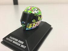 Minichamps MotoGP Casque V. Rossi Mugello 2017 1/8 399170086