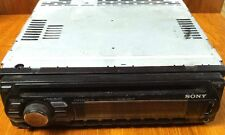 SONY CDX-GT610UI FM/AM Compact Disc Player