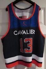 c4c0c8e0798 NCAA University of Virginia Cavaliers #13 Reversible Basketball Jersey XL