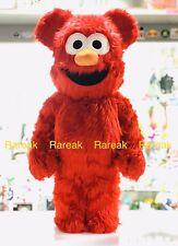 Medicom 2020 Be@rbrick Sesame Street Elmo Costume version 1000% Bearbrick 1pc