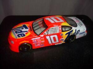1997 Mattel #10 Tide MATTEL NASCAR Hotwheels Ford RICKY RUDD Race Car