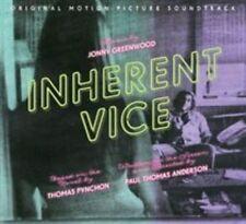Inherent Vice Soundtrack Sealed Johnny Greenwood Radiohead