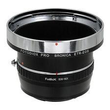 Fotodiox Objektivadapter Pro Bronica ETR Lenses to Sony Alpha E-Moun Camera