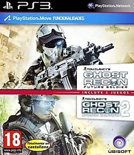 Ps3 Ghost Recon Anthology Nuevo Precintado Pal España