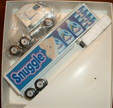 Snuggle Fabric Softener Lever Bros Hammond, IN '93 Winross Truck