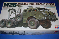 Tamiya 35244 - M26 Armored Recovery Tank Vehicle  scala 1/35