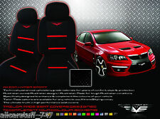Holden Commodore VE Sedan Omega/Sv6 - Seat Covers Front pair (With side Airbags)